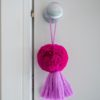 Jumbo Pom Pom Tassel Bag Swags 2
