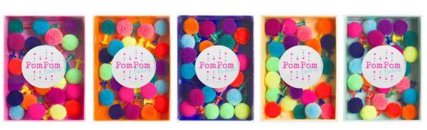 Pom Pom Push Pins 1