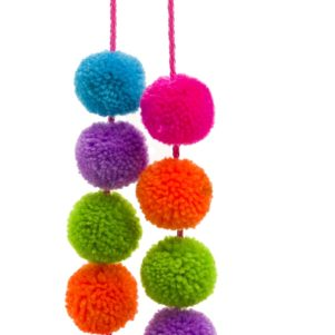 Pom Pom and Tassel Bag Swag 2