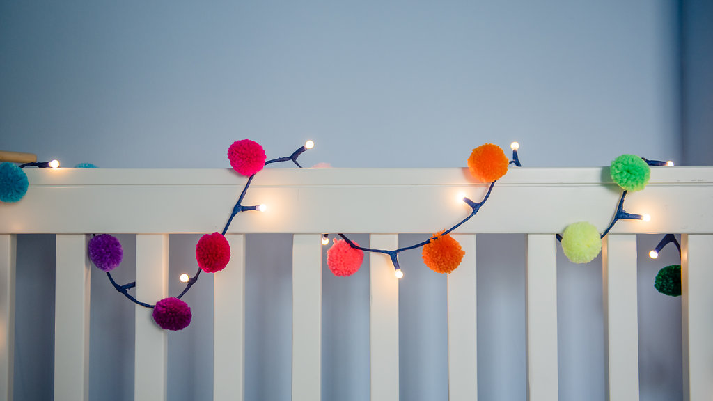 Pom Pom Light Chains Gallery 6