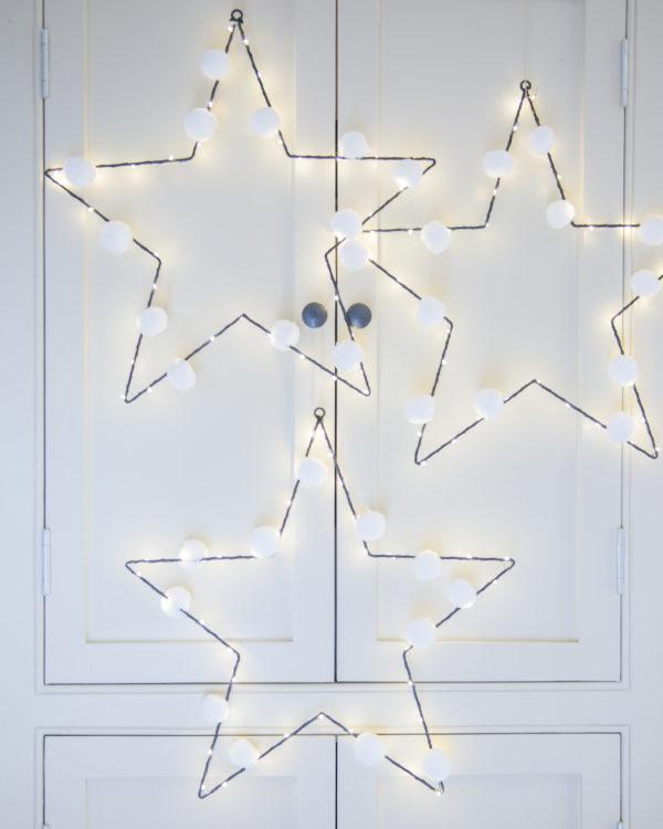Star Pom Pom Light 1