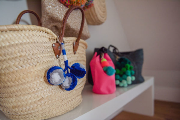 Pom Pom Bag Swags Gallery 5