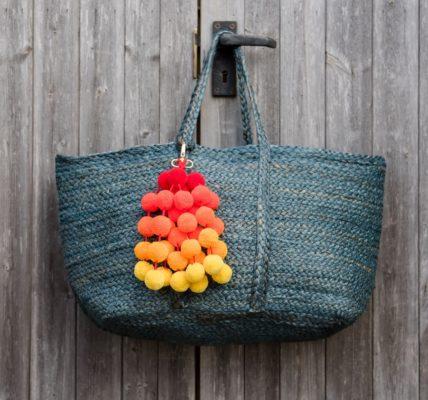 Pom Pom Bag Swags Gallery 4