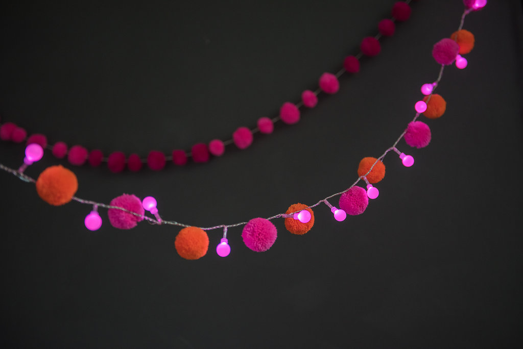 Pom Pom Light Chains Gallery 5