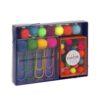 Gift Box Pom Pom Stationery