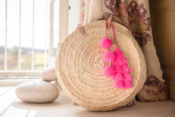 Pom poms and Tassels Bag Swag 1