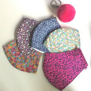 Pattern Cotton Face Masks