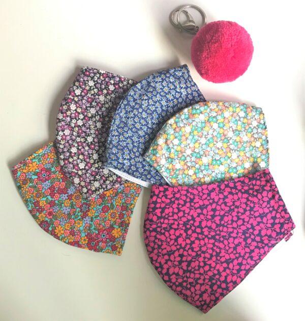 Pattern Cotton Face Masks