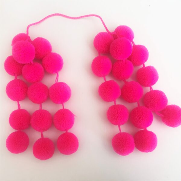Pink Multi Swag 4